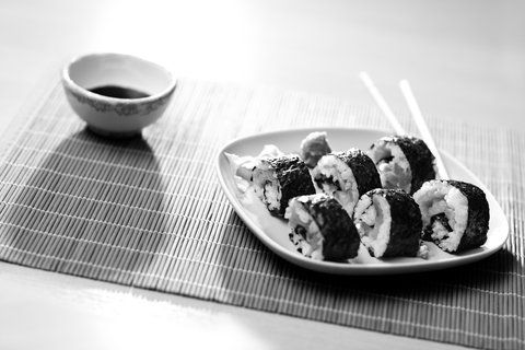 http://www.dreamstime.com/stock-photography-sushi-image22323772
